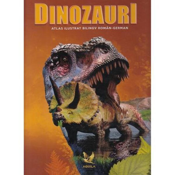 Oare cum ar&259;tau dinozaurii &536;i de câte feluri erau ei Care erau cei mai puternici Dar cei mai mici Cât de inteligen&539;i erau &536;i de ce au disp&259;rut Cât de mare era un ou de dinozaur Ce alte animale au locuit P&259;mântul în aceea&537;i perioad&259; cu dinozaurii &536;i cum se face c&259; &537;tim atât de multe despre lucruri
