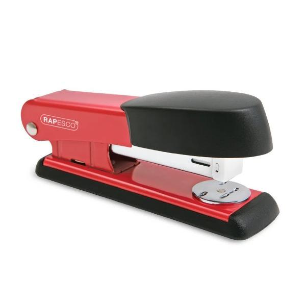 Capsatorul Rapesco Bowfin este confectionat din metal este un capsator solid de ajutor pe orice birou