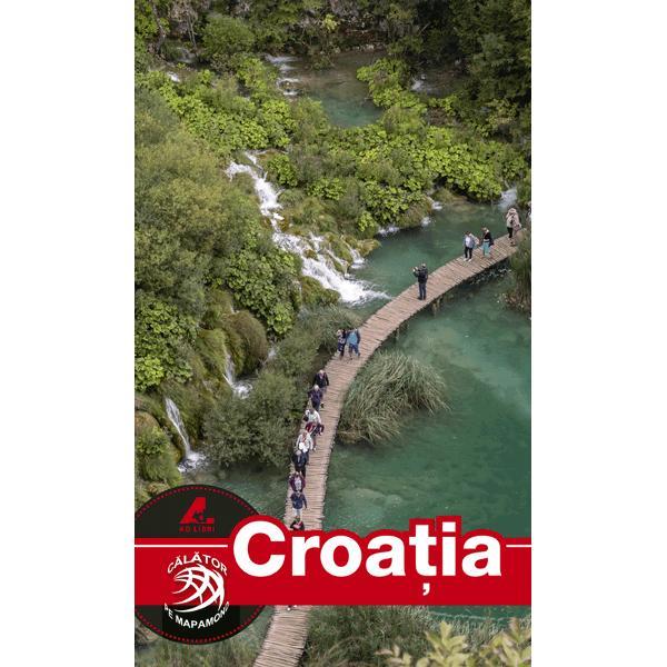 Seria de ghiduri turistice Calator pe mapamond este realizata in totalitate de echipa editurii Ad Libri Fotografi profesionisti si redactori cu experienta au gasit cea mai potrivita formula pentru un ghid turistic Croatia complet