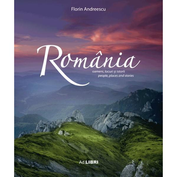 Text romana englezaAlbumulRomânia – Oameni locuri &537;i istoriia fost întâmpinat de cititorii no&537;tri cu atâta entuziasm încât am decis sa ducem proiectul mai departe &537;i sa lansam seria a II-a Am inclus fotografii noi dar am pastrat formatul de dimensiuni impresionante &537;i calitatea grafica excep&539;ionala