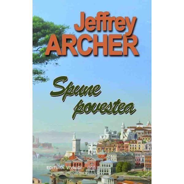 Renumitul povestitor Jeffrey Archer se intoarce cu Spune povestea o colectie de paisprezece povestiri geniale cu ritm trepidant pline de rasturnari de situatie personaje de neuitatO noua carte captivanta o lectura o lectura greu de abandonat