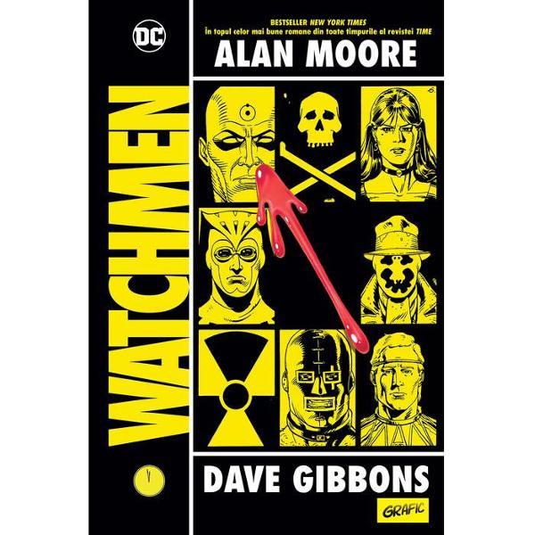 Ac&539;iunea din Watchmen se petrece într-o lume paralel&259; unde supereroii au intervenit în mersul lucrurilor astfel c&259; mersul istoriei s-a schimbat America a câ&537;tigat r&259;zboiul împotriva Vietnamului scandalul Watergate nu a avut loc iar progresul tehnologic a atins culmi neb&259;nuite Îns&259; vremea supereroilor a apus acum &537;i activitatea lor e declarat&259; ilegal&259; Dar când un uciga&537; misterios începe
