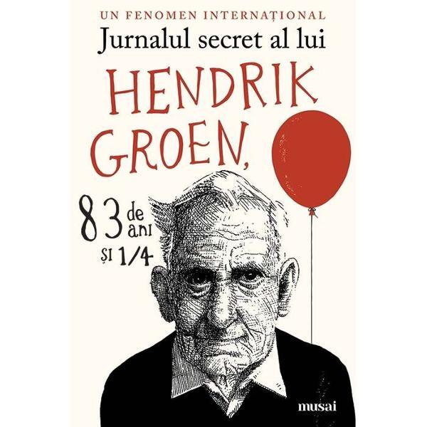 Cine e Hendrik Groen S&259; fie într-adev&259;r un octogenar respectabil Un avertizor de integritate al c&259;minelor de b&259;trâni din Amsterdam Sau poate în spatele acestui pseudonim se ascunde un faimos scriitor de limb&259; neerlandez&259; Nimeni nu &537;tie cine e misteriosul Hendrik Groen ori cât adev&259;r exist&259; în scrierile sale îns&259; formidabilul succes de care s-a bucurat – a fost tradus în peste treizeci