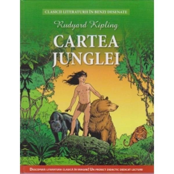 Cartea jungleieste considerat&259; o lucrare clasic&259; a literaturii universale &537;i încânt&259; pe orice cititor mai tân&259;r sau mai vârstnic prin umorul cu care sunt reproduse întâmpl&259;ri din via&539;a animalelor care ar putea foarte u&537;or s&259; semene cu aspecte din societatea uman&259;