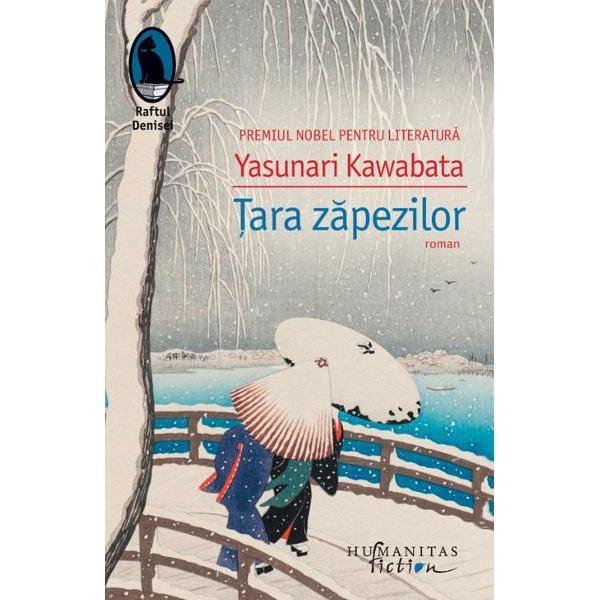 &538;ara z&259;pezilor este un roman clasic al literaturii japoneze moderne &537;i a figurat printre cele trei opere citate de juriu în 1968 când lui Yasunari Kawabata i s-a decernat Premiul Nobel pentru literatur&259; Ini&539;ial o povestire publicat&259; într-o revist&259; literar&259; în 1935 romanul &537;i-a c&259;p&259;tat forma definitiv&259; abia în 1948Shimamura are obiceiul de a se retrage iarna