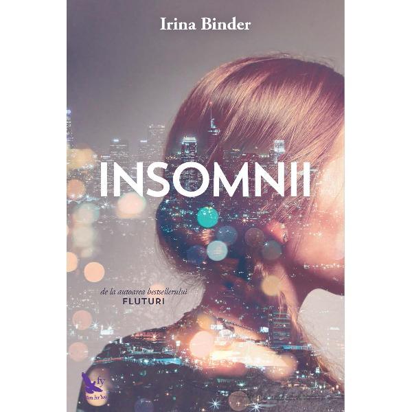 """Cartea Insomnii este o colectie de eseuri ce reuneste cele mai cunoscute si mai iubite""""insomnii""""ale Irinei – pastilele de intelepciune care s-au bucurat de cea mai mare apreciere in randul cititorilor"""