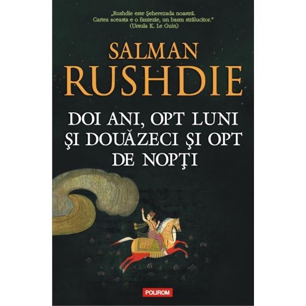 """""""Rushdie este Seherezada noastra Cartea aceasta e o fantezie un basm stralucitor"""" Ursula K Le GuinIntr-o dimineata gradinarul newyorkez Geronimo descopera uluit ca nu mai poate atinge pamintul ca a inceput sa leviteze Jimmy Kapoor un tinar contabil ce-si doreste sa devina autor de romane grafice e vizitat in miez de noapte de figura fantastica a unui supererou imaginat"""