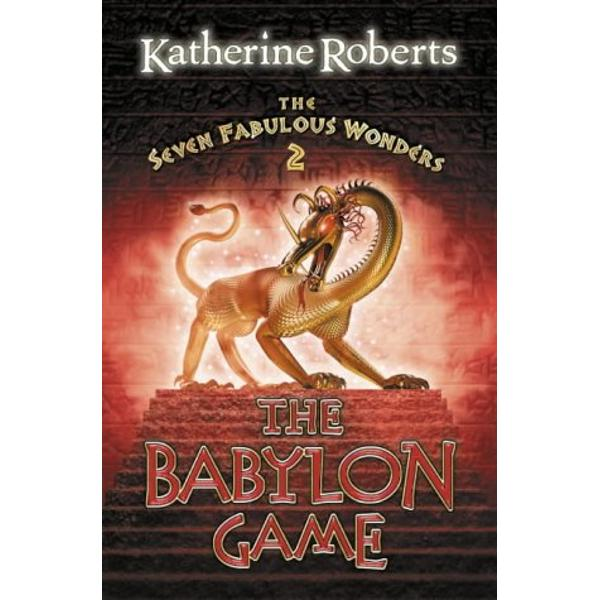 The second in a series of books that weave fantasy and ancient history based on the seven wonders of the world Tia discovers dragons between the double wall that acts as Babylons defence against invaders The magic they grant her could be the key to win the war against the Persian king Ages 8-12