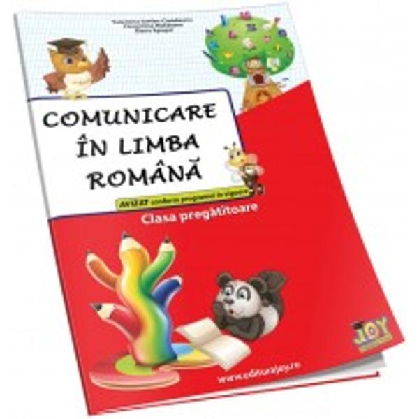 Comunicare in limba romana pentru clasa pregatitoare