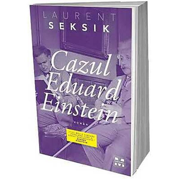 """""""Fiul meu e singura problem&259; care a r&259;mas nerezolvat&259;"""" - Albert Einstein Eduard Einstein a tr&259;it toat&259; via&355;a în umbra tat&259;lui s&259;u Obsedat de p&259;rintele absent fiul fizicianului a fost el însu&351;i o mare absen&355;&259; la 19 ani se îmboln&259;ve&351;te de schizofrenie &351;i r&259;mâne internat pân&259; la moarte în clinica Burghölzli pentru aliena&355;ii mintal din"""