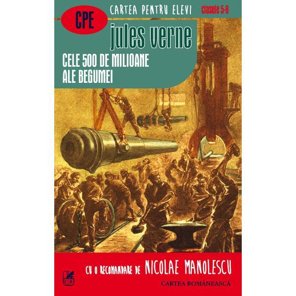 De multe genera&355;ii romanele lui Jules Verne au reprezentat lectura preferat&259; a adolescen&355;ilor din toat&259; lumea În român&259; au fost traduse înc&259; din timpul vie&355;ii scriitorului francez Le-am descoperit eu însumi pe cele mai importante fire&351;te când aveam 10-11 ani Publicarea unei edi&355;ii în mai multe volume la începutul anilor 1970 mi-a oferit ocazia de a i le cump&259;ra fiului meu care la rândul