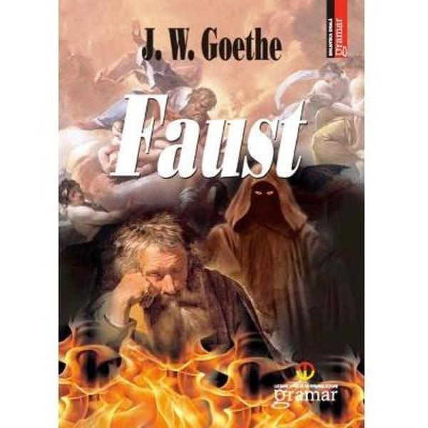 Faust este rodul unei preocupari obsesive si al unei munci de acumulare si de creatie de peste sase decenii Este chiar si in sensul cel mai propriu al cuvantului opera vietii lui Goethe
