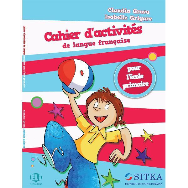Limba Modern&259; Francez&259;est un manuel qui propose aux élèves la découverte du français d'une manière amusanteJojo Nicolas et Magali accompagnent les petits élèves et les guident à découvrir l'espace francophoneCe manuel propose des activités adaptées - aux besoins d'apprentissage des élèves abordant d'une