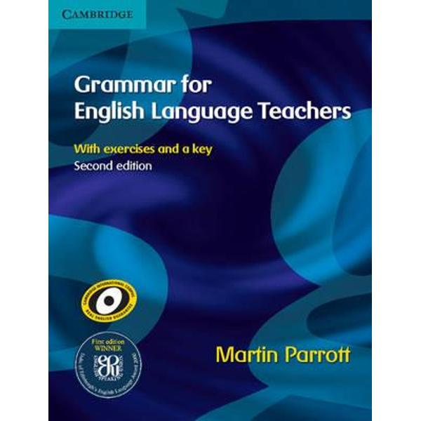 An invaluable resource helping teachers at all levels of experience to develop their understanding of English grammar Grammar for English Language Teachers is designed to help practising and trainee teachers to develop their knowledge of English grammar systems It encourages teachers to appreciate factors that affect grammatical choices and evaluates the rules of thumb presented to learners in course materials Consolidation exercises provide an opportunity for teachers to test these