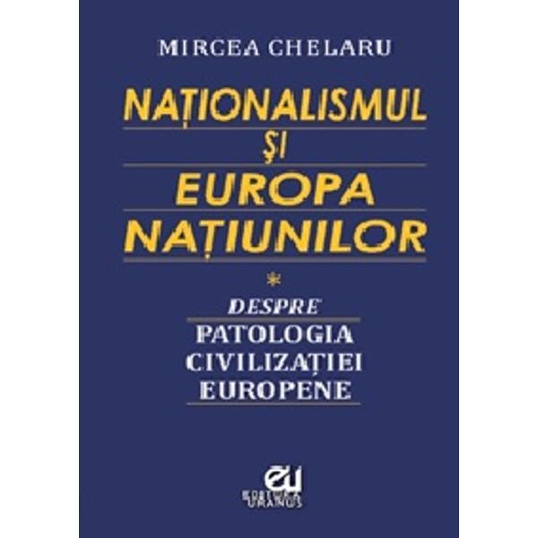 Na&539;ionalismul &537;i Europa Na&539;iunilorUn eseu de geopolitic&259; foarte documentat dar si foarte dur care porne&537;te de la situa&539;ia actual&259; a Europei &537;i a Uniunii Europene aflate în situa&539;ia pierderii identit&259;&539;ii na&539;ionale &537;i culturale din cauza unei masive migra&539;ii de culoare &537;i a unor politici gre&537;ite ale conduc&259;torilor UE în contextul agravat de globalism acest
