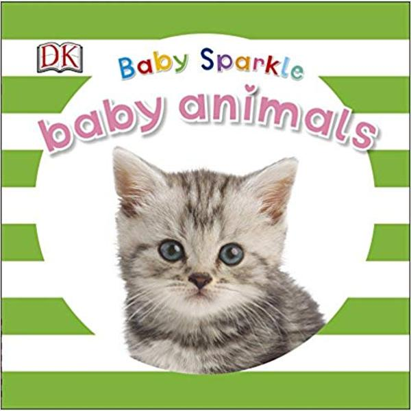 Meet all the baby animals withBaby Sparkle Baby Animal Friends ideal for early learning introducing simple rhymes and funny animal noisesSay baaa to the lamb quack with the duckling and watch the bunny sleep inBaby Sparkle Baby Animal Friendsthe ideal first board book for your baby Read along with your little one to introduce baby animals and the noises they makeWith crystal-clear photos read-aloud text and an extra special