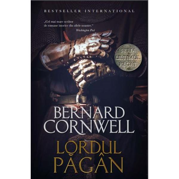LORDUL P&258;G&194;N este al &351;aptelea roman din seria de succes Ultimul regat scris&259; de Bernard Cornwell o cronic&259; a istoriei Angliei de la &238;nceputurile sale &8222;la fel de captivant&259; ca Urzeala tronurilor dar inspirat&259; din evenimente reale&8220; The Observer serie care a stat la baza unui excep&355;ional serial de televiziune realizat de BBCSURGHIUNIT de c&259;tre Biseric&259; Uhtred navigheaz&259; spre nord De&351;i b&259;nuie&351;te c&259;