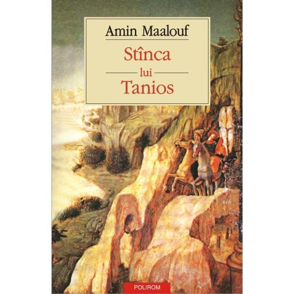 """""""Pamint binecuvintat de Dumnezeu dar ostil oamenilor in Libanul lui Tanios se amesteca mirosul portocalilor si cel al prafului de pusca Cititi Stinca lui Tanios si Orientul vi se va dezvalui in toata splendoarea sa"""" Le Point""""Magic si pasionant romanul Stinca lui Tanios este opera unui stilist desavirsit"""" Kirkus Review""""Dupa"""