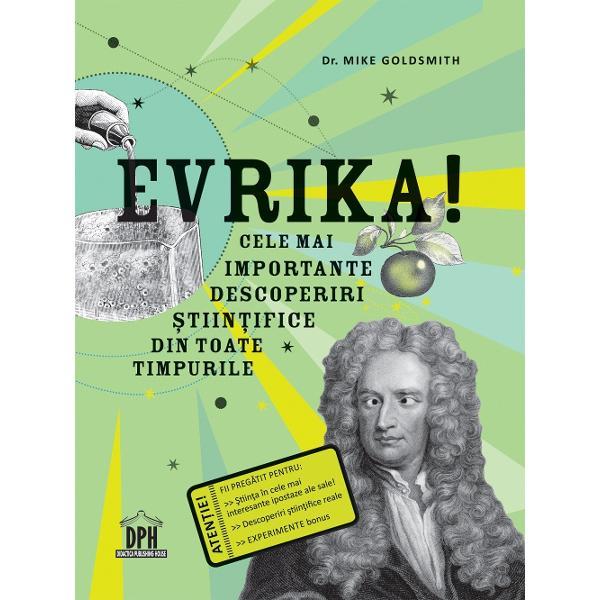 Cite&537;te pove&537;tile reale din spatele celor mai importante descoperiri &537;tiin&539;ifice din toate timpurile Nicolaus Copernic a&537;az&259; Soarele în centrul sistemului solar Richard Owen caut&259; dinozauri disp&259;ru&539;i Louis Pasteur creeaz&259; un vaccin împotriva turb&259;rii Marie Curie folose&537;te radioactivitatea pentru prima dat&259; Albert Einstein rezolv&259; enigma timpului &537;i spa&539;iului