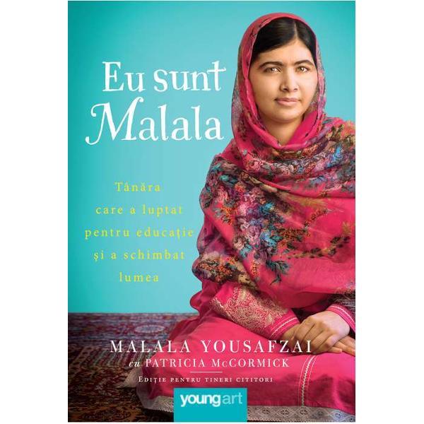 Malala Yousafzai avea doar zece ani când talibanii au pus st&259;pânire peregiunea Swat Ace&351;tia spuneau c&259; muzica este un p&259;cat femeilor leinterziceau s&259; mearg&259; singure pe strad&259; &351;i fetelor s&259; mearg&259; la &351;coal&259;De&537;i a crescut într-o zon&259; a Pakistanului st&259;pânit&259; de înfrico&351;&259;toarea umbr&259; a terorismului Malala a înv&259;&355;at de mic&259; s&259;