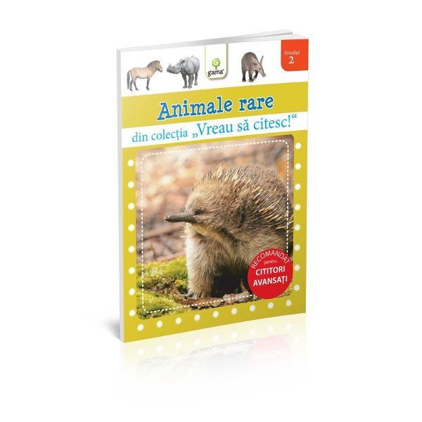 Cartea descrie c&226;teva dintre cele mai interesante animale rare inclusiv animalele pe cale de dispari&539;ie care tr&259;iesc &238;n Rom&226;nia