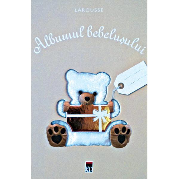 Un extraordinar volum de cump&259;rat sau de oferit în dar cu ocazia na&351;terii unui copil O carte-album pentru notarea primelor impresii &351;i p&259;strarea primelor fotografii ale copilului
