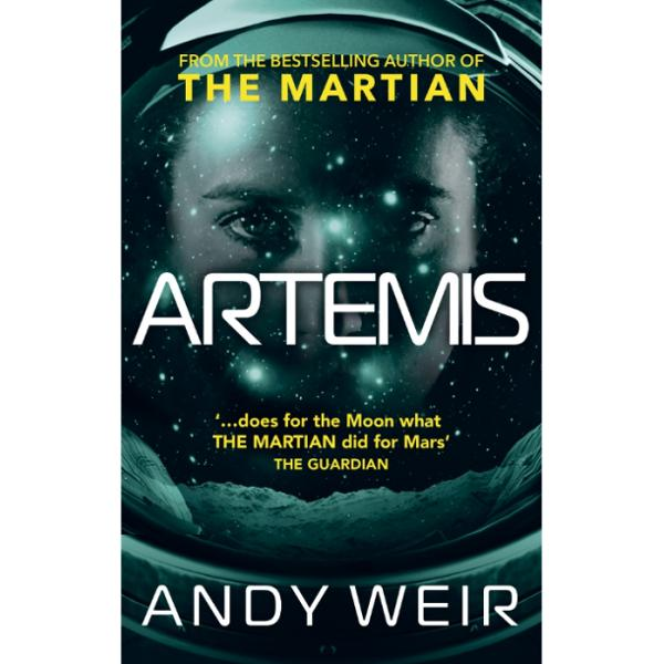 Ever had a bad day Try having one on the moonFascinating Tim Peake Sunday Times bestselling author of Ask an Astronaut------------------------------------------WELCOME TO ARTEMIS The first city on the moonPopulation 2000 Mostly touristsSome criminalsJazz Bashara