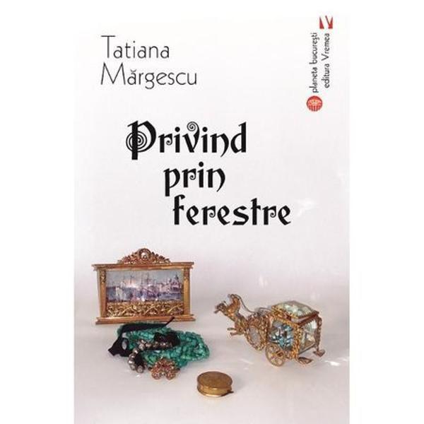 O noua carte de amintiri parfumate ale Tatianei Margescu amintiri redate cu