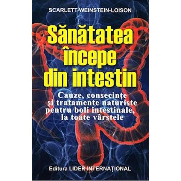 Stiati ca 75 din functia imunitara a organismului este asigurata de intestinCeea ce inseamna fireste ca sanatatea noastra depinde in acelasi procent de o buna sau o proasta functionare a intestinelor care la randul ei este in stransa dependenta cu ceea ce avem in farfurieSuntem ceea ce mancamDa in mare masura da Iar bolile si suferintele noastre sunt in mod direct ori indirect provocate de hrana pe care o oferim