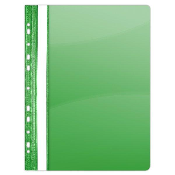 Dosar Plastic Multiperforatii Verde