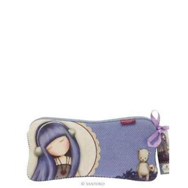 Poate fi portofel practic si frumos sau un penar incapator dar si o geanta pentru accesori foarte utila in calatorii Este realizata din neopren elastomer Se inchide cu fermoar Un cadou frumos si utilDimensiuni aproximative 22 x 10 x 1 cm