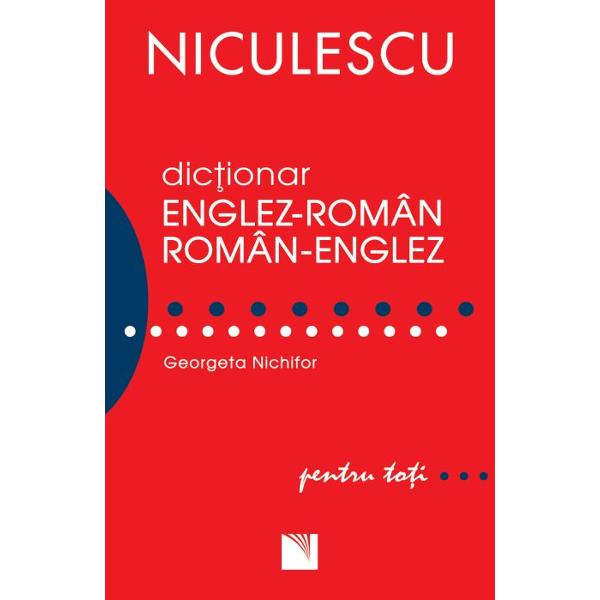 Dictionar englezromanromanenglez pentru toti