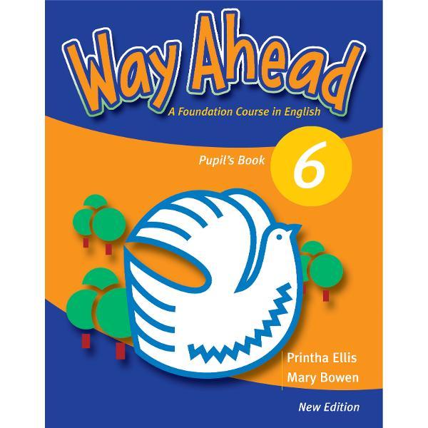 Way Ahead 6 Pupils book cu CD