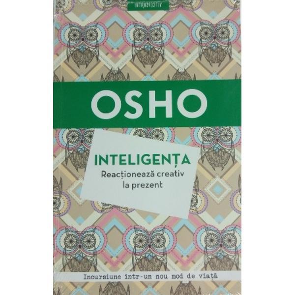"""Înv&259;&539;&259;turile lui Osho unul dintre cei mai cunoscu&539;i lideri spirituali ai secolului XX r&259;stoarn&259; tiparele clasice de gândire provocându-ne la o permanent&259; punere sub semnul întreb&259;rii a certitudinilor &537;i la un proces de con&537;tientizare de sineC&259;r&539;ile din seria """"Osho"""" reunesc extrase din r&259;spunsurile lui Osho date discipolilor s&259;i privitor la cele mai importante probleme pe care"""