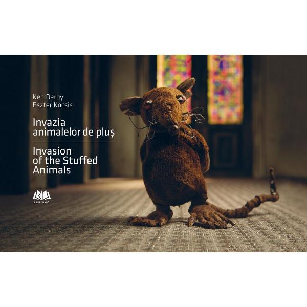 Mutr&259; de guzgan &537;i ceata lui vor s&259; cucereasc&259; lumea Ilustra&539;iile acestei pove&537;ti bilingve au c&226;&537;tigat premiul special al Juriului Interna&539;ional Japanese Illustration Award 2018