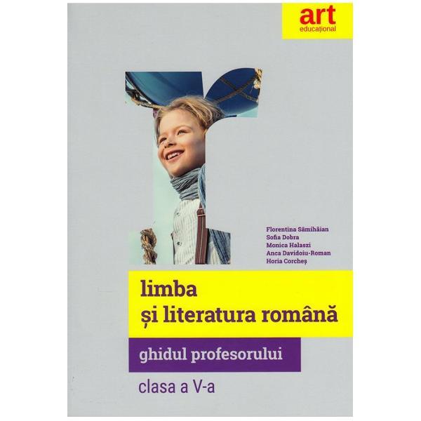Lucrareadefa&355;&259;esteghidulmanualului de limba&351;i literaturaromân&259;span