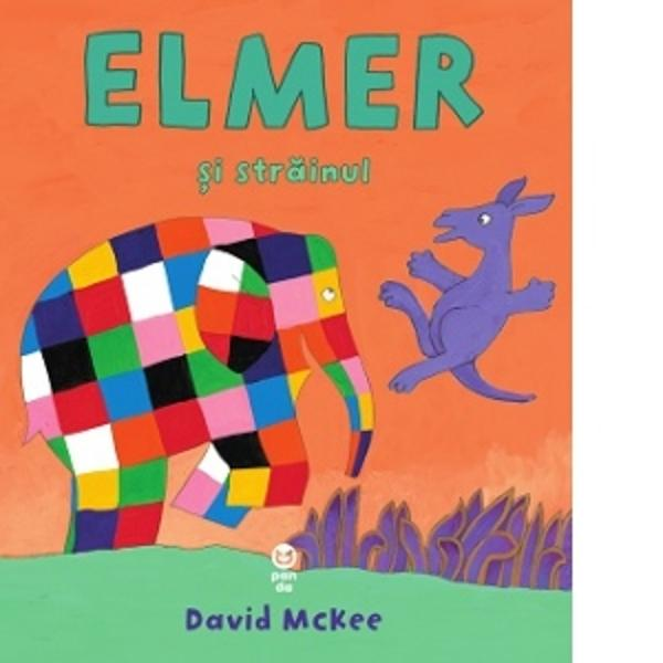 Exist&259; oare o diferen&539;&259; între un salt &537;i o s&259;ritur&259;Cangurul a&537;a crede pân&259; când Elmer îl ajut&259; s&259; descopere c&259; e vorba de unul &537;i acela&537;i lucruCopiii vor adora aceast&259; aventur&259; plin&259; de culoare în care elefantul lor multicolor preferat le face cuno&537;tin&539;&259; cu un nou prieten s&259;lt&259;re&539;