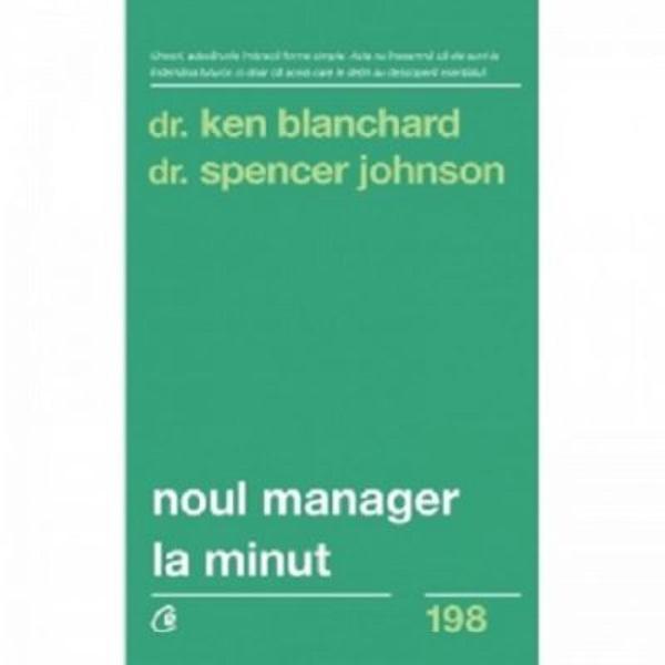 Dr Ken Blanchard autorul a peste 60 de c&259;r&539;i este unul dintre cei mai influen&539;i exper&539;i &238;n leadership &206;n 2005 a fost inclus &238;n Amazons Hall of Fame ca unul dintre cei 25 de autori cel mai bine v&226;ndu&539;i din lume Dr Spencer Johnson a studiat psihologia &537;i a fost medic cercet&259;tor &238;nainte de a se dedica literaturii motiva&539;ionale Este deseori dat ca exemplu pentru faptul c&259; aduce solu&539;ii simple &238;n probleme