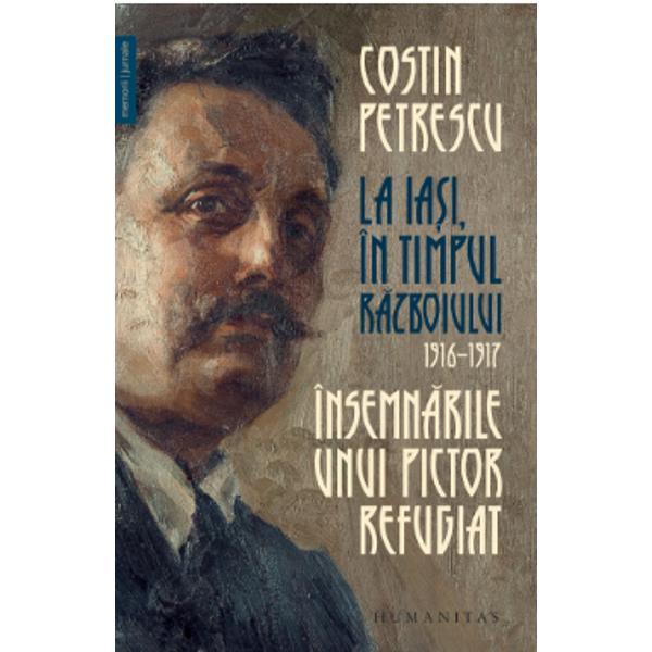 """""""Însemn&259;rile lui Costin Petrescu excelent portretist inovator al frescei române&537;ti interbelice constituie o m&259;rturie important&259; din timpul primei conflagra&539;ii mondiale un document tragic dar totodat&259; plin de spirit &537;i de farmec remarcabil prin acurate&539;ea percep&539;iilor &537;i a informa&539;iilor înregistrate Ele reflect&259; exerci&539;iul atent al vizualit&259;&539;ii &537;i practica variatelor"""