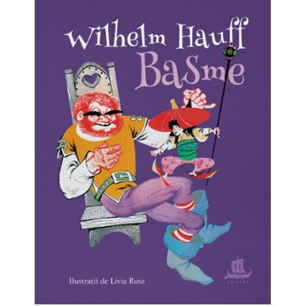 Bestseller Gaudeamus 2018Redescoperi&355;i una dintre c&259;r&355;ile care au încântat copil&259;ria a genera&355;ii de cititori &351;i bucura&355;i-v&259; de minunatele ilustra&355;ii ale Liviei Rusz datorit&259; c&259;rora prind via&355;&259; Muc cel mic Califul Barz&259; piticul Nas-Lung &351;i înc&259; multe alte personaje îndr&259;gitePovestitor în marea tradi&355;ie european&259; a Fra&355;ilor