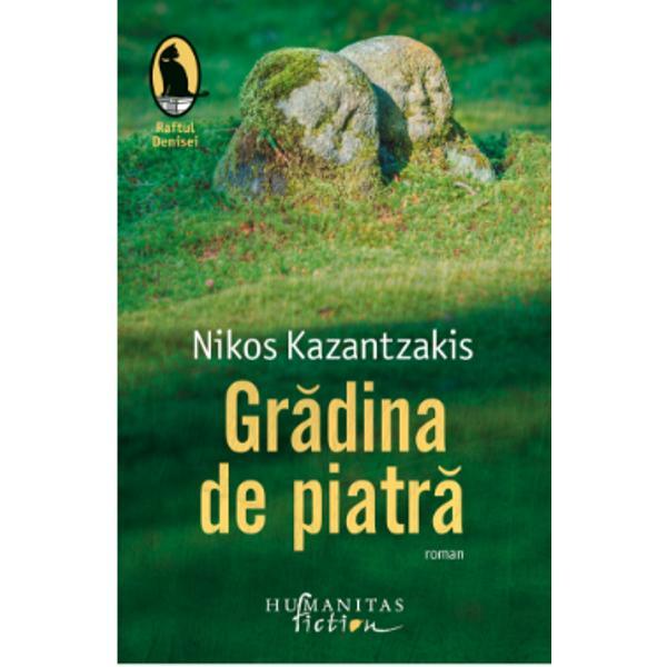Bestseller Gaudeamus 2018Scris în limba francez&259; la Egina în 1936 la întoarcerea din c&259;l&259;toria în Extremul Orient &537;i publicat în 1959 în Fran&539;a dup&259; ce o traducere în neerlandez&259; v&259;zuse lumina tiparului în 1939 Gr&259;dina de piatr&259; Le Jardin des rochers este primul mare roman semnat de Kazantzakis înainte de emblematicul Via&539;a &537;i peripe&539;iile lui