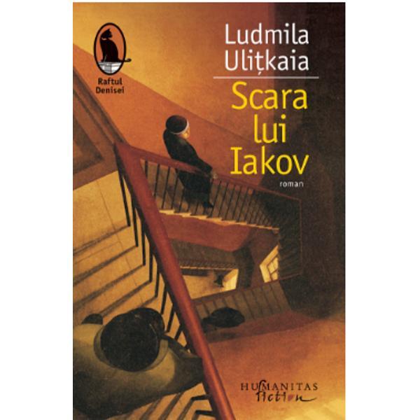 Bestseller Gaudeamus 2018Un roman-parabol&259; o carte despre dragoste &537;i con&537;tiin&539;&259; o cronic&259; de familie cu accente autobiografice traversând un secol de istorie tumultuoas&259; în care vocea care se impune apar&539;ine unei femei În 2016 Scara lui Iakov a câ&537;tigat în cadrul Premiilor Bol&537;aia Kniga Locul al treilea &537;i Premiul cititorilor Este tradus în peste dou&259;zeci de