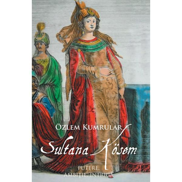 Volumul descrie via&539;a real&259; a uneia dintre cele mai puternice femei dinistoria Imperiului Otoman prezentând multe aspecte necunoscute sau maipu&539;in cercetate pân&259; acum Cartea o prezint&259; pe Sultana Kösem o femeieputernic&259; tenace care a &537;tiut cum s&259; foloseasc&259; sistemul de putere pecare l-a creat prin în&539;elepciune dar &537;i viclenie intrigi jocurisângeroase A tr&259;it