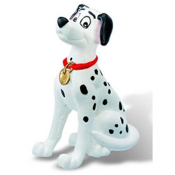 Figurina jucarie reprezentand personajul din desene animate Pongo     Detalii foarte asemanatoare cu cele reale    Figurina are un