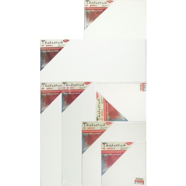 Panza pictura pe sasiu Daco cu diferite dimensiuni    Bumbac 100 cu grosimea de 380gmp    Grund preaplicat Rama din lemn cu pene pt intarire