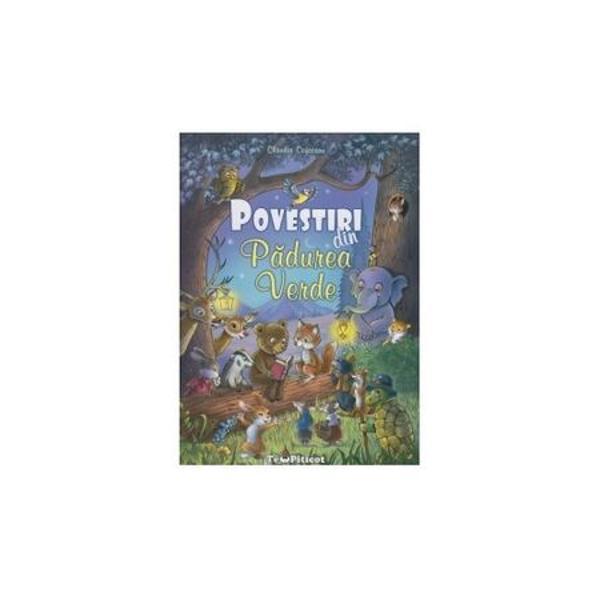 De un real folos in educatia copiilor cu ilustratii fermecatoare si intamplari nostime aceasta carte ii va incanta pe micii cititori care se vor transpune cu usurinta in lumea fascinanta a animalelor