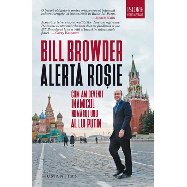 """""""O lectur&259; obligatorie pentru oricine vrea s&259; în&539;eleag&259; cultura corup&539;iei &537;i impunit&259;&539;ii în Rusia lui Putin"""" – John McCain""""O poveste fa&539;&259; de care combina&539;iile murdare din House of Cards sun&259; ca Alb&259; ca Z&259;pada"""" – Toronto Star""""Bill Browder a devenit unul dintre oamenii cel mai sincer detesta&539;i de Kremlin de-a lungul anilor – iar asta e ceva de care"""
