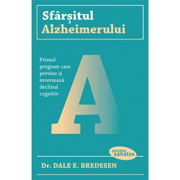 """""""Boala Alzheimer poate fi evitat&259; &537;i în numeroase cazuri declinul cognitiv asociat cu aceasta poate fi inversat – Dr Dale BredesenDup&259; ani de cercet&259;ri dr Dale Bredesen &537;i echipa sa de la UCLA ofer&259; o speran&539;&259; real&259; tuturor persoanelor care sufer&259; de Alzheimer &537;i declin cognitiv Acest program global le permite bolnavilor s&259;-&537;i recapete memoria s&259; gândeasc&259; &537;i s&259;"""