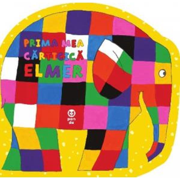 Elefantul Elmer e multicolorNu-i de mirare c&259; to&355;i ceilal&355;i elefan&355;i râd de elDac&259; ar ar&259;ta ca un elefant obi&537;nuit poate c&259; ceilal&355;i n-ar mai râde Iar Elmer s-ar sim&355;i mai bine nu-i a&537;aConcluzia surprinz&259;toare a povestioarei lui David McKee e aceea c&259; trebuie s&259; te bucuri c&259; e&537;ti diferit &537;i c&259; po&355;i s&259;-i faci s&259; se amuze pe cei din jurul t&259;u