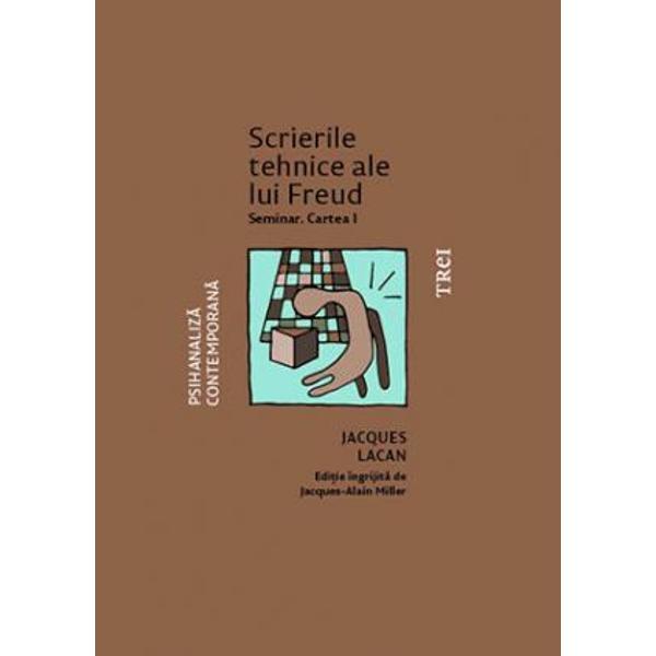 In 1953 ajuns in cea de a cincea decada a vietii sale Jacques Lacan incepe un seminar public asezat sub semnul  intoarcerii la Freud   ndash  in realitate Lacan viza o reinterpretare radicala bazata pe instrumente eterogene preluate din structuralismul lingvistic din filosofia germana din topologia matematica sau din antropologie Vor urma 27 de ani de prelegeri psihanalitice vii si provocatoare dedicate unor teme diverse  transferul logica fantasmei Celalalt psihoza formatiunile